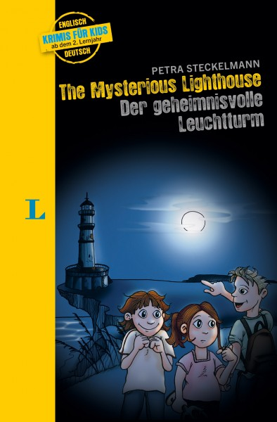 Langenscheidt Krimis für Kids - The Mysterious Lighthouse - Der geheimnisvolle Leuchtturm