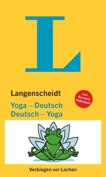 Langenscheidt Yoga-Deutsch / Deutsch-Yoga