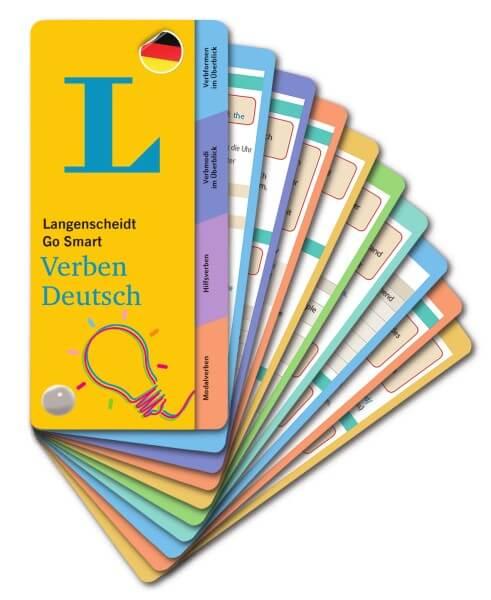 Langenscheidt Go Smart - Verben Deutsch