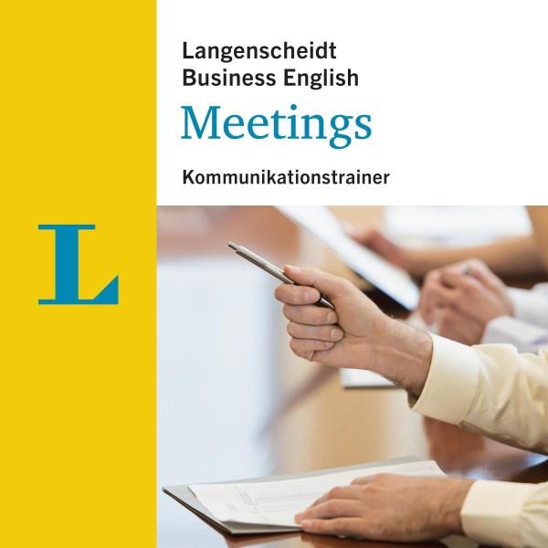 Langenscheidt Business English Meetings Kommunikationstrainer