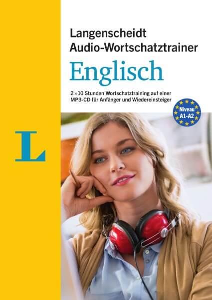 Langenscheidt Audio-Wortschatztrainer Englisch für Anfänger