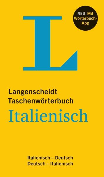 Langenscheidt Taschenwörterbuch Italienisch