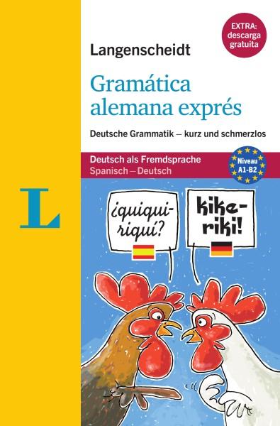 Langenscheidt Gramatica alemana exprés