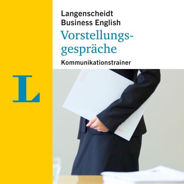Langenscheidt Business English Vorstellungsgespräche Kommunikationstrainer