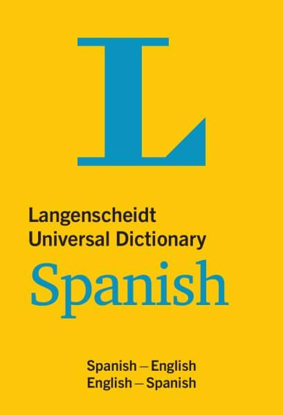 Langenscheidt Universal Dictionary Spanish
