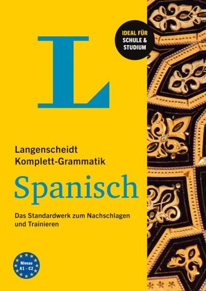 Langenscheidt Komplett-Grammatik Spanisch