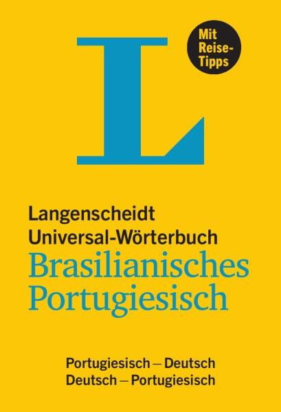 Langenscheidt Universal-Wörterbuch Brasilianisches Portugiesisch