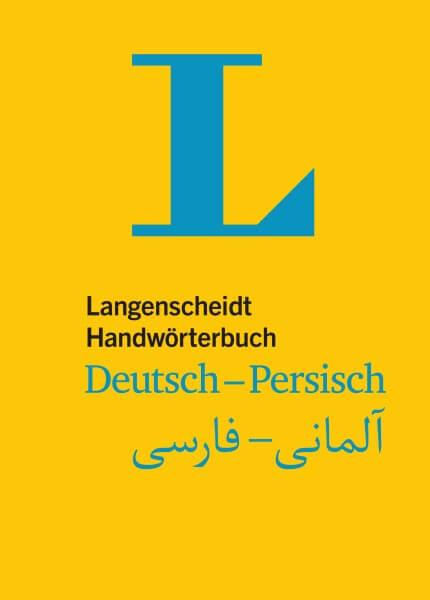 Langenscheidt Handwörterbuch Deutsch-Persisch