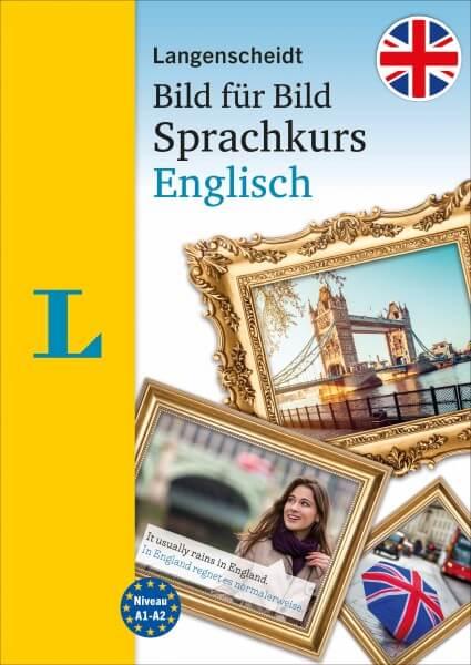 Langenscheidt Sprachkurs Bild für Bild Englisch