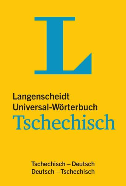 Langenscheidt Universal-Wörterbuch Tschechisch