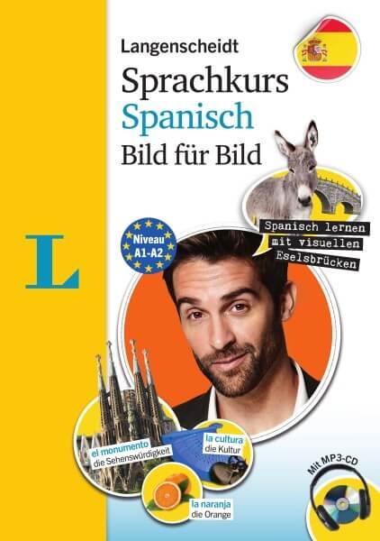 Langenscheidt Sprachkurs Spanisch Bild für Bild