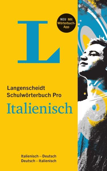 Langenscheidt Schulwörterbuch Pro Italienisch