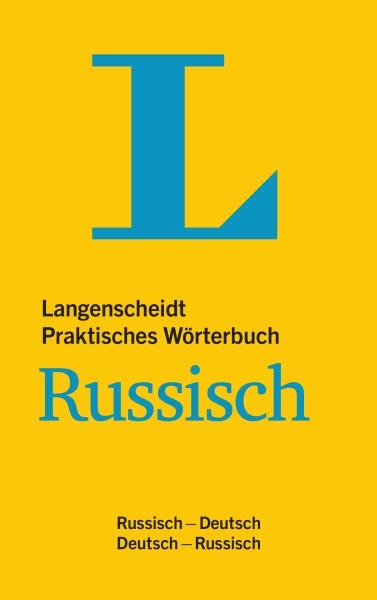 Langenscheidt Praktisches Wörterbuch Russisch