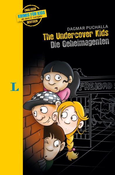 Langenscheidt Krimis für Kids - The Undercover Kids - Die Geheimagenten
