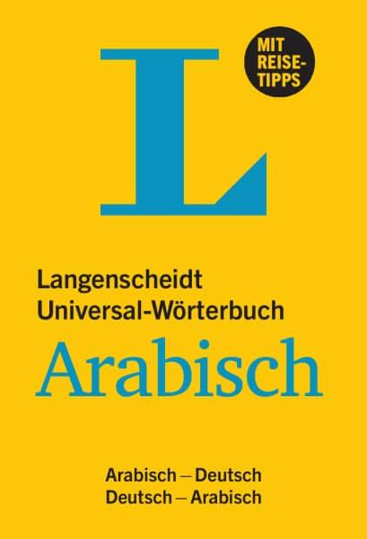 Langenscheidt Universal-Wörterbuch Arabisch