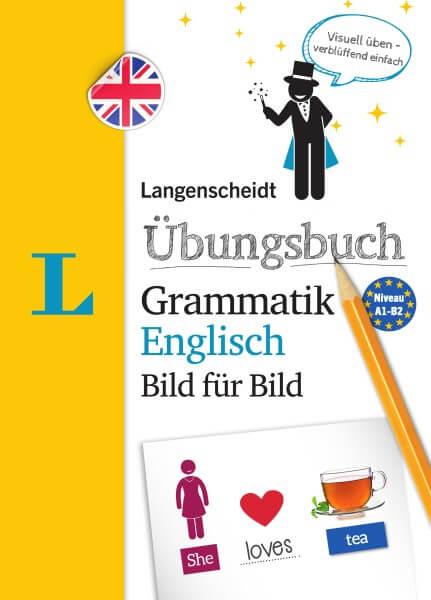 Langenscheidt Übungsbuch Grammatik Englisch Bild für Bild