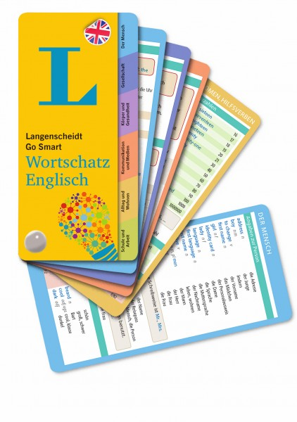 Langenscheidt Go Smart - Wortschatz Englisch