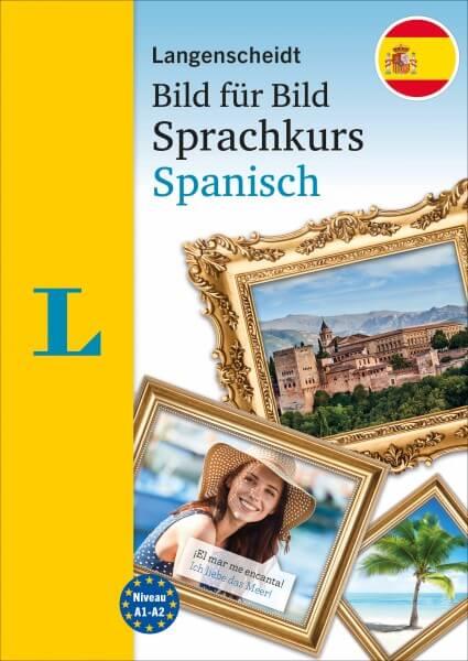 Langenscheidt Sprachkurs Bild für Bild Spanisch