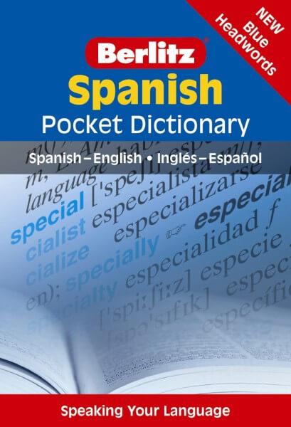Berlitz Pocket Dictionary Spanish