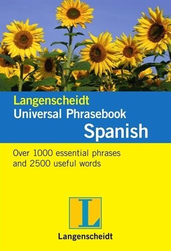 Langenscheidt Universal Phrasebook Spanish