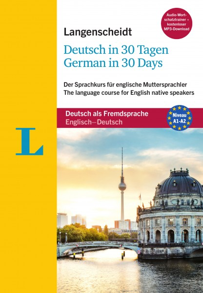 Langenscheidt Deutsch in 30 Tagen