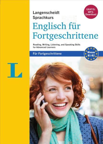 Langenscheidt Sprachkurs Englisch für Fortgeschrittene
