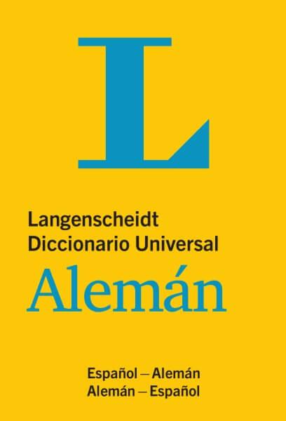 Langenscheidt Diccionario Universal Alemán