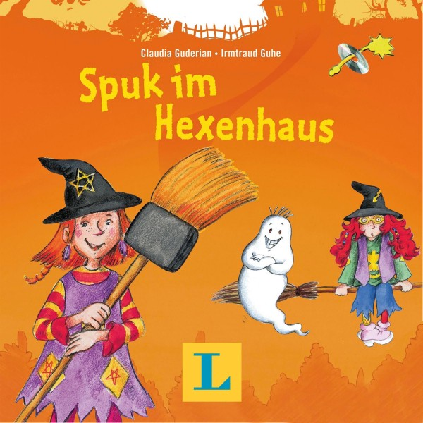 Langenscheidt Hexe Huckla – Spuk im Hexenhaus
