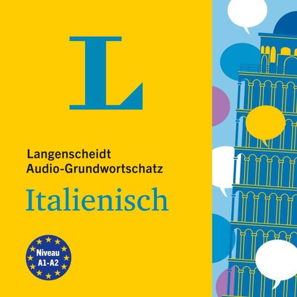 Langenscheidt Audio-Grundwortschatz Italienisch