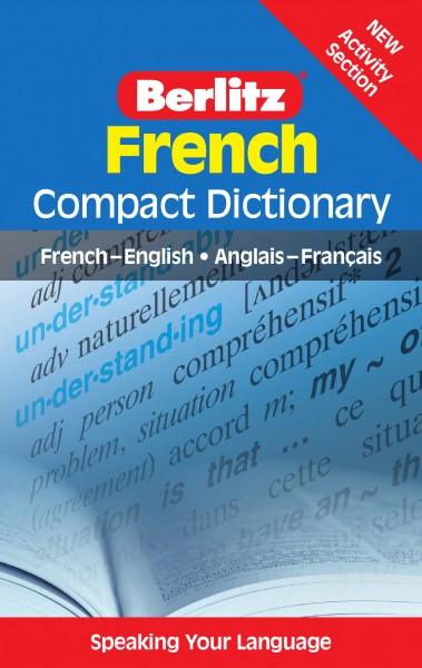 Berlitz Compact Dictionary French