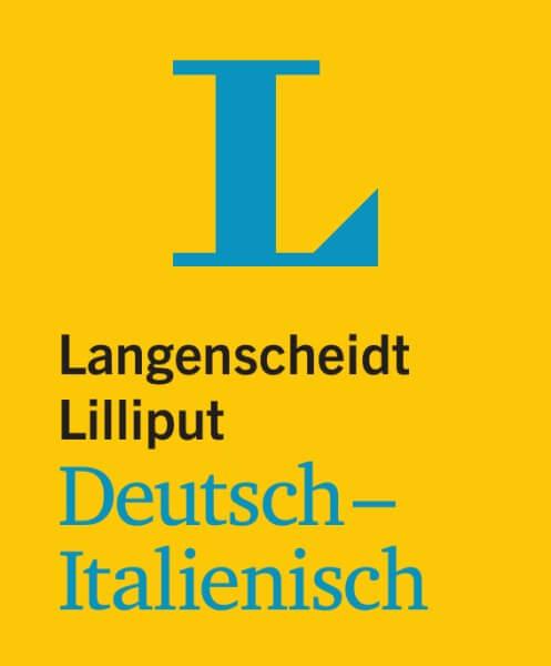 Langenscheidt Lilliput Deutsch-Italienisch