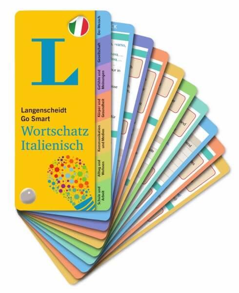 Langenscheidt Go Smart - Wortschatz Italienisch
