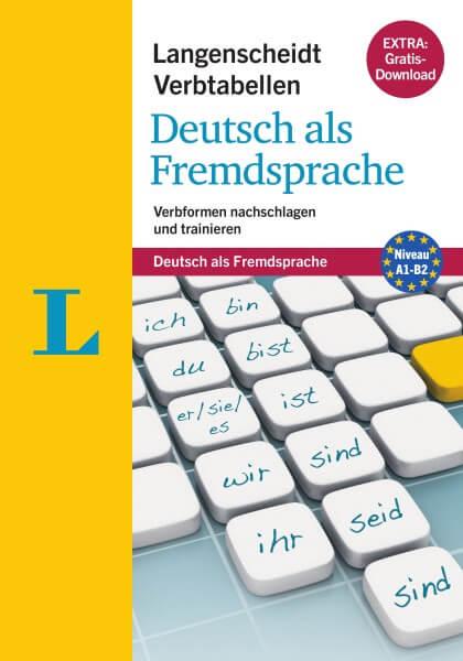 Langenscheidt Verbtabellen Deutsch als Fremdsprache