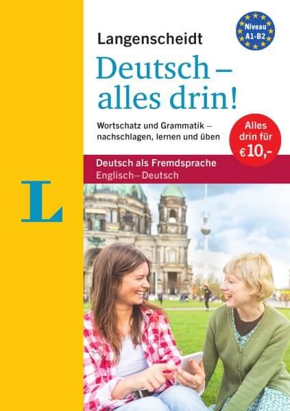 Langenscheidt Deutsch - alles drin!